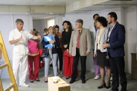 Зграда старе Хирушке клинике ускоро обједињује све интернистичке и хирушке амбуланте