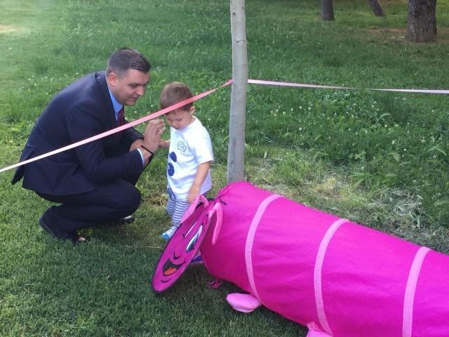 """Divan dan za """"Porodičan dan"""" i """"Medijance"""" u parku Sveti Sava"""