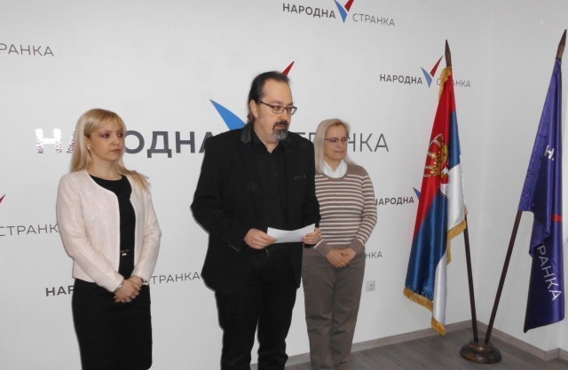 Народна странка Ниш: Залажемо се за непосредни избор градоначелника као у градовима Европе