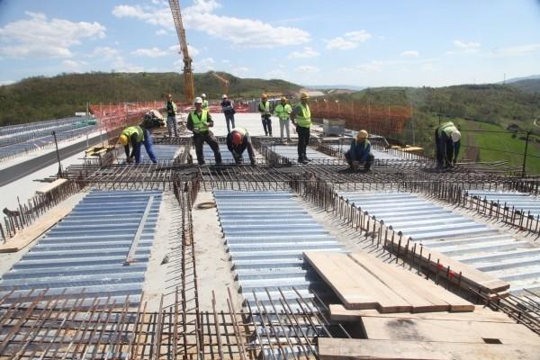 Интензивирани радови на изградњи Коридора 10