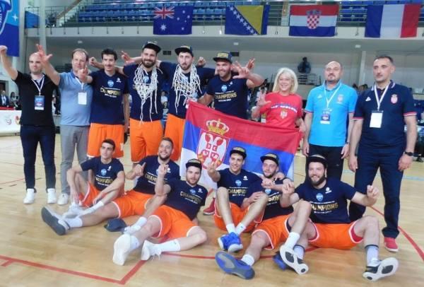 Кошаркаши Универзитета у Нишу освојили злато на међународном првенству у Москви