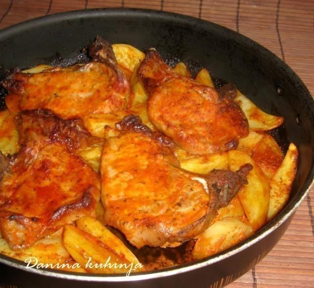 Kao ilustracija fotografija sa sajta: daninakuhinja.blogspot.com