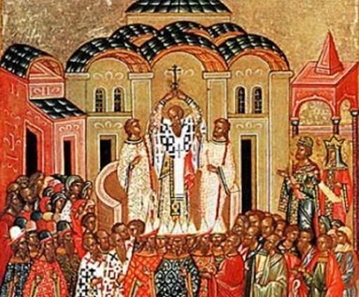 Данас је Крстводан - Подизање Часног крста