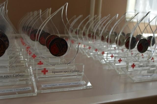 U Leskovcu i Vranju obeležen Svetski dan davalaca krvi