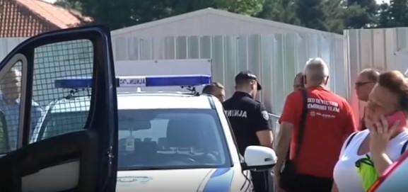 Eksplozija na gradilištu u Nišu, povređena tri radnika: Zaostala kasetna bomba ili?