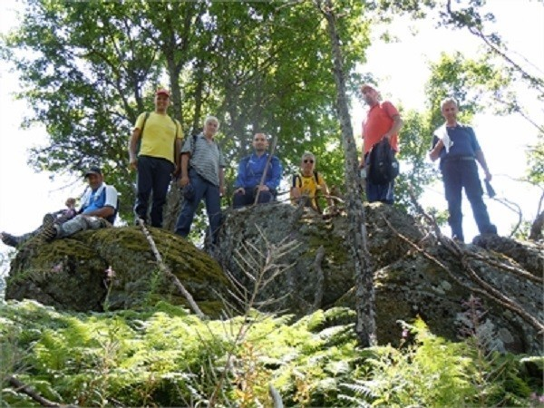 Planinarski maraton od Vranja do Leskovca