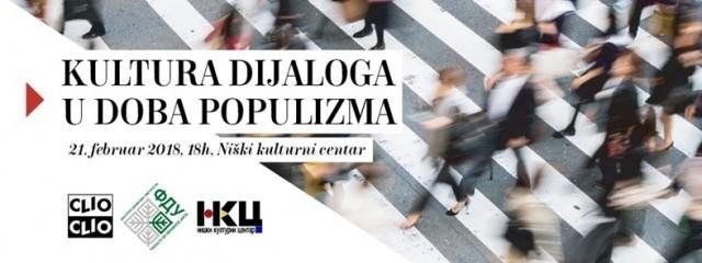 Kultura dijaloga u doba populizma