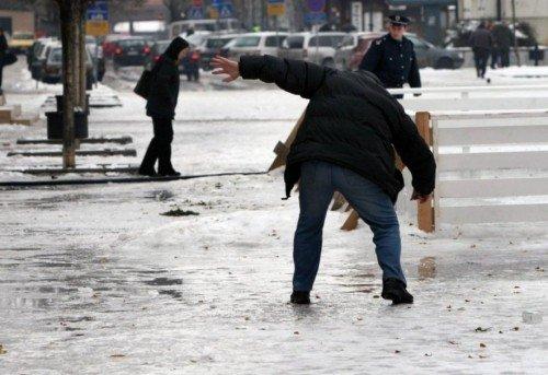Лед узима данак у Нишу - на ортопедији 2.400 пацијената