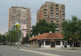 Еко таксе у Лесковцу