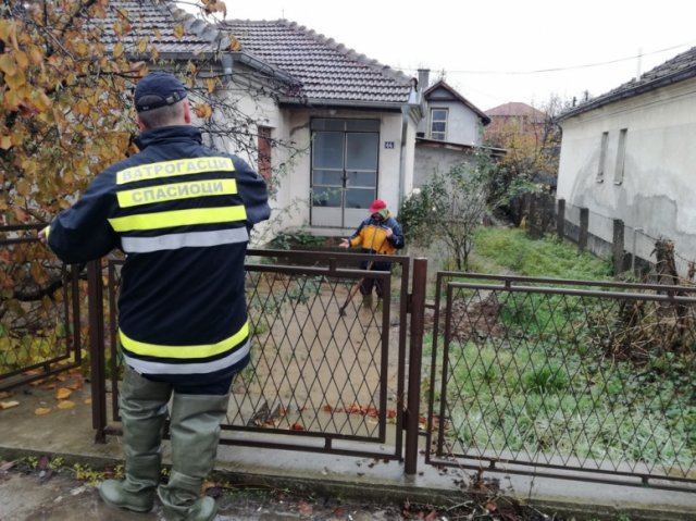 Ситуација у Лесковцу стабилна, све службе у приправности