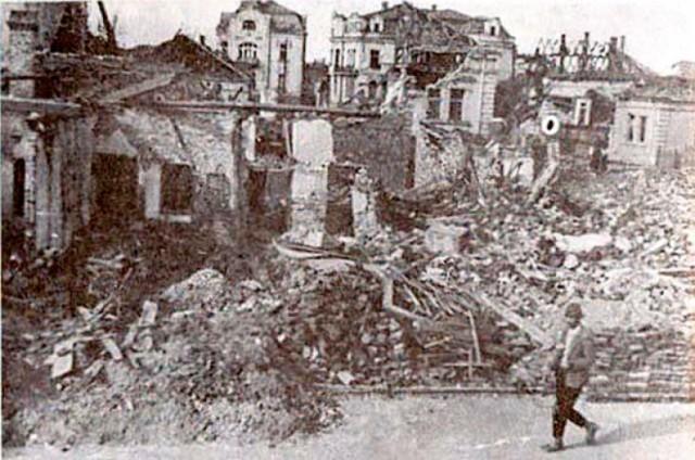 Сећање на бомбардовање Лесковца 1944. године, када су савезници сравнили град са земљом