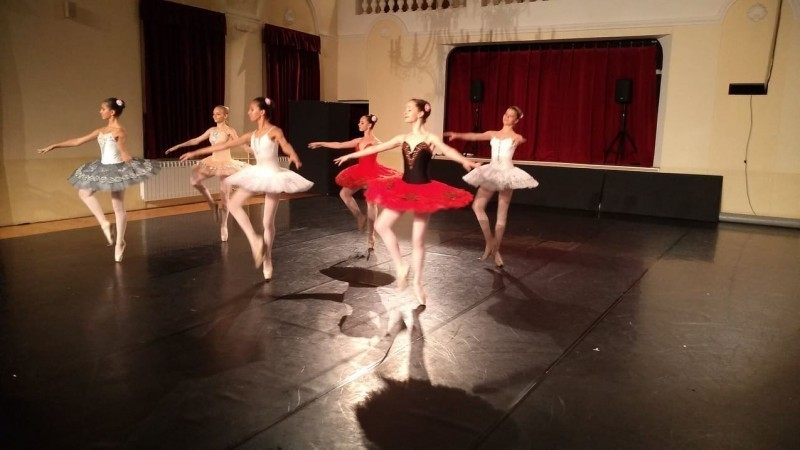 Гала концерт круна Летњег кампа балета