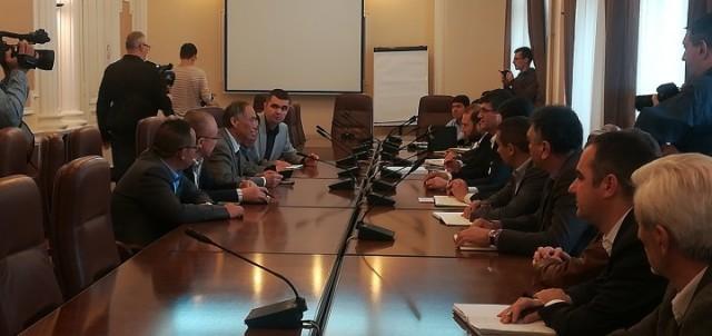 Кинеска делегација на челу са амбасадором Ли Манчангом посетила Ниш (ВИДЕО)