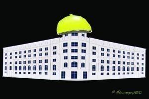 Отровни лимун на крову Владе Србије