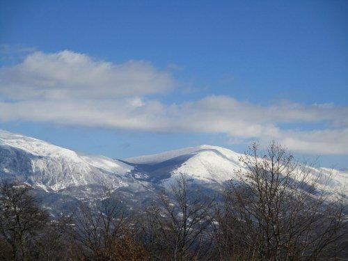 Сува планина: Успон на Литицу