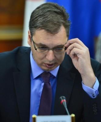 Vučić raspustio Gradski odbor SNS u Vranju