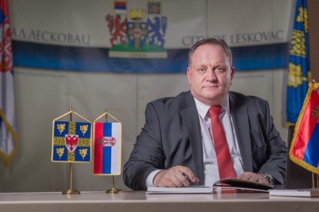 """Danas """"otvorena vrata"""" kod gradonačelnika Leskovca"""