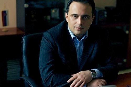 Најпопуларнији Игор Новаковић, градоначелник трећи, ф: Белами