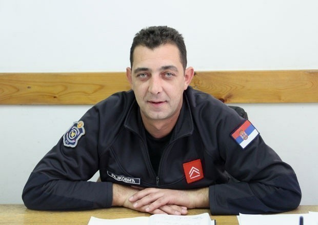 Миодраг Рајковић Фото Ј. Ћосин