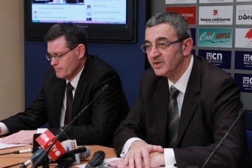 Парлић: Нисам псовао новинарку, изложен сам медијском линчу