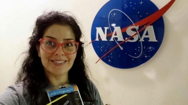 Нишлијка у свемирској агенцији НАСА