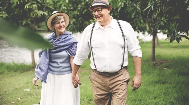 Stari ljudi na selu