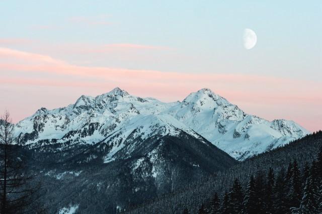 Docek nove godine na planini