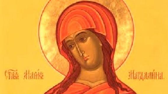 Данас је Блага Марија следбеница Исуса Христа и заштитница жена