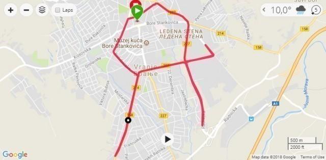 2. Врањски маратон и полумаратон