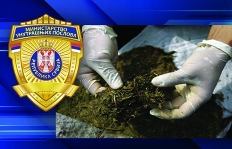 Полицајац и војник део групе која је са КиМ пребацивала више стотина килограма марихуане