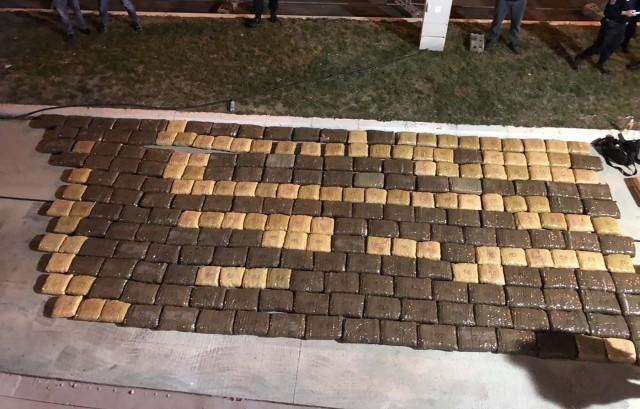 Врањанац покушао да пренесе 340 килограма марихуане
