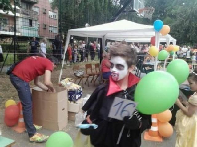 Дечји маскенбал у Лесковцу