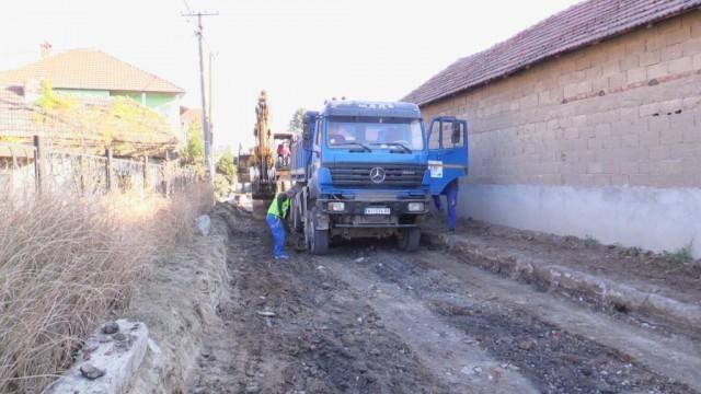 Počela rekonstrukcija glavne saobraćajnice u Gornjem Međurovu
