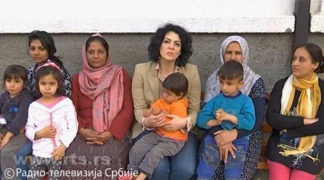 Како су мигранти прихваћени на југу Србије?