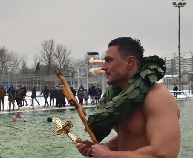 Припадник интервентне Милош Чичић други пут до часног крста