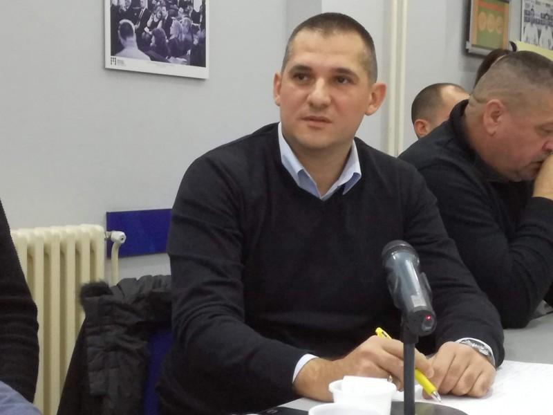 Stanković iz niškog DS-a kritikuje vlast koja protestuje protiv opozicije