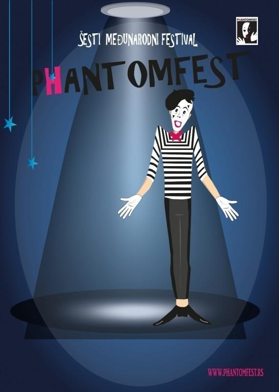 Međunarodni festival pantomime u Vranju (P(h)antomfest)