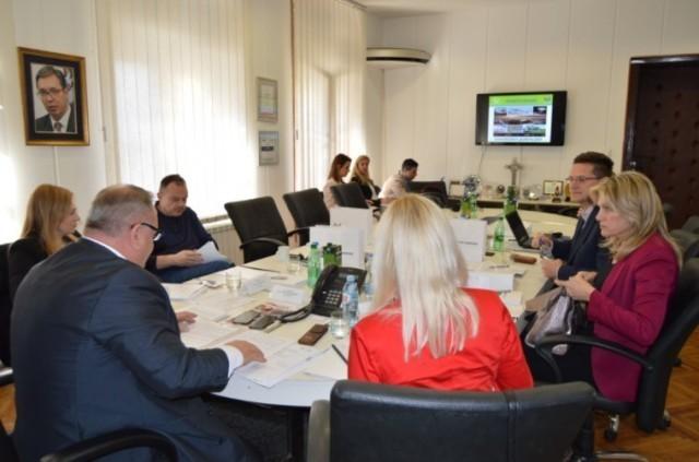 У Лесковцу одржана седница НАЛЕД-а