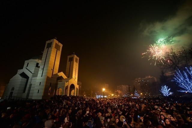 Вечерас дочек Православне нове године: Ален Адемовић  у Парку Светог Саве