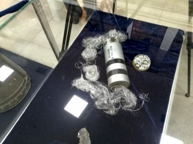 """Отворена изложба """"Бомбардовање Ниша 1999. године"""""""