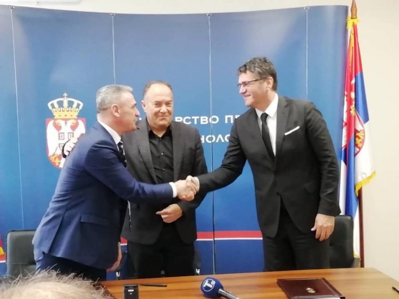 Развој и повезивање научно-технолошких паркова у Србији