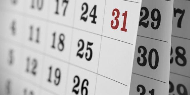 Neradni dani za novogodišnje i božićne praznike 2, 3. i 7. januar