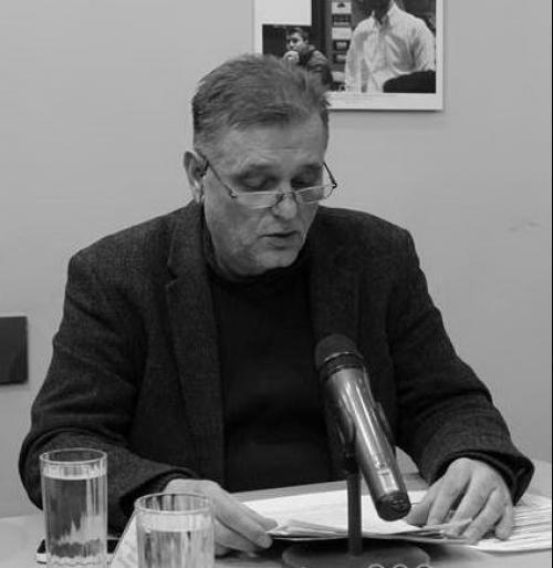 Преминуо градски секретар за културу Небојша Стевановић