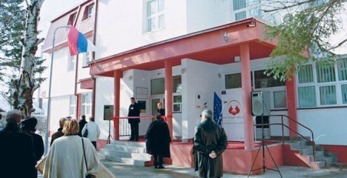 Zavod za transfuziju krvi u Nišu