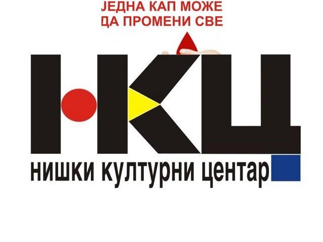 Sutra kulturni poslenici daju krv u NKC-u