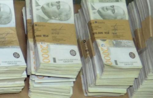 Ухапшено 16 осумњичених због прања новца - оштетили буџет за више од 11 милиона динара