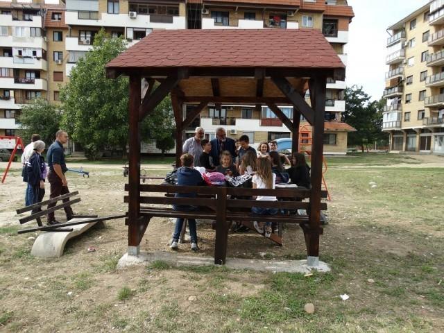 U toku oprema 14 mini-parkova na Panteleju
