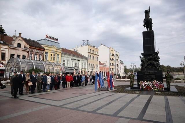 Obeležen Dan oslobođenja Niša u Drugom svetskom ratu