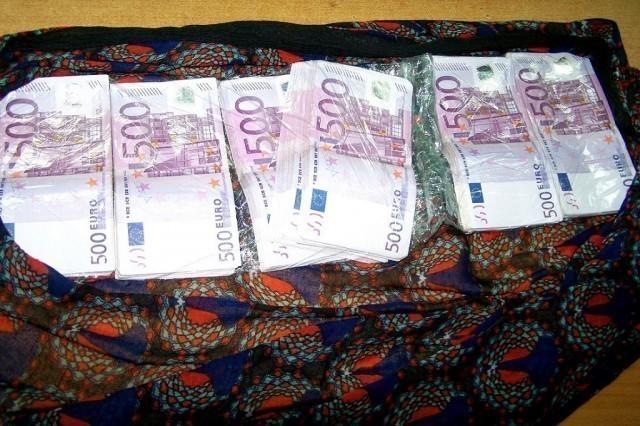 У једном дану на Градини откривено 170.000 непријављених евра