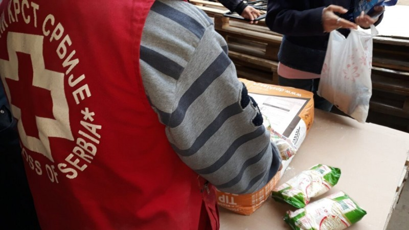 Брашно, пиринач и зачини пред празник за социјално угрожене
